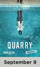 Quarry series available September 9th