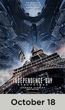 Independence Day: Resurgence October 18th