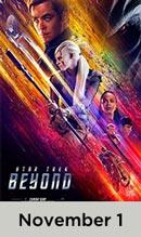 Star Trek Beyond November 1st