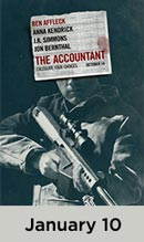 The Accountant January 10th