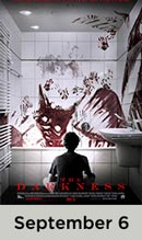 The Darkness movie available September 6th