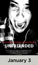 Unfriended January 3rd