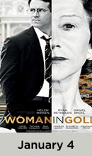 Woman in Gold January 4th