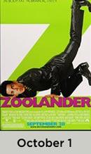 Zoolander October 1st