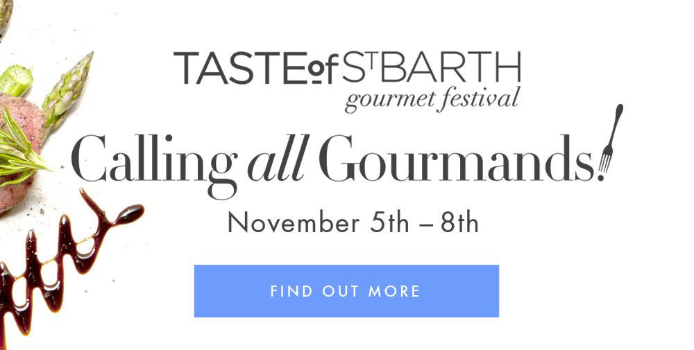 Taste  of St.Barth Gourmet Festival