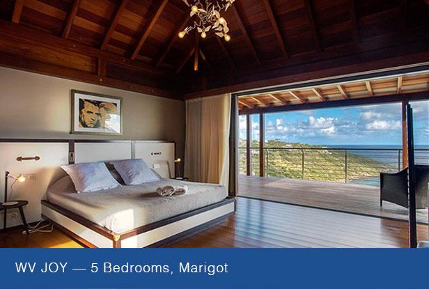 Villa Joy, Marigot