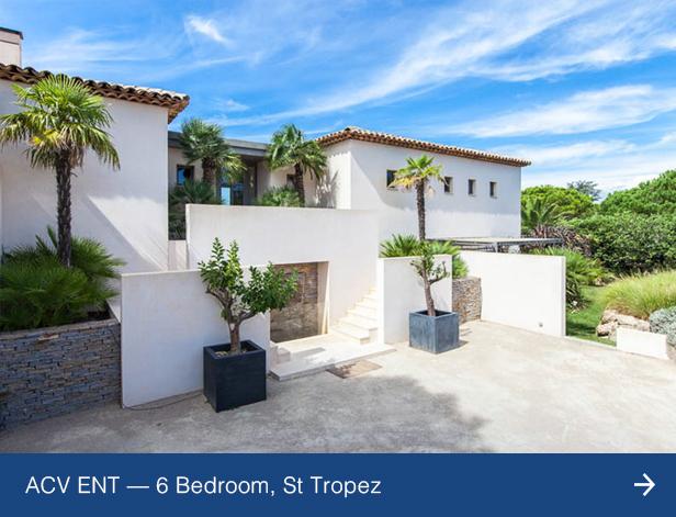 Villa ACV ENT, St. Tropez