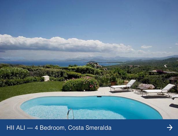 Villa HII ALI, Costa Smeralda