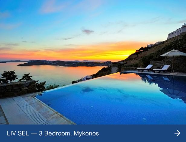 Villa LIV SEL, Mykonos