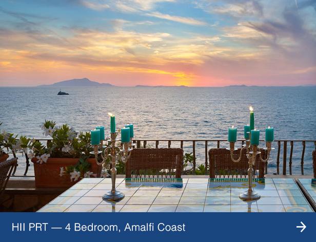Villa HII PRT, Amalfi Coast