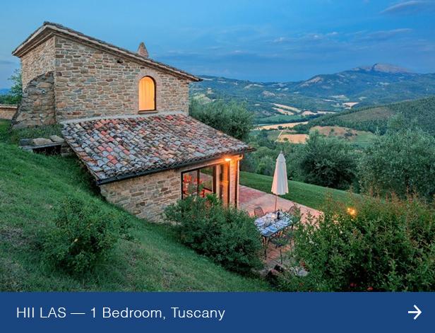 Villa HII LAS, Tuscany