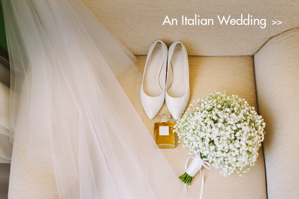 An Italian Wedding