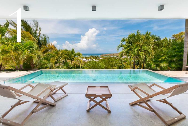 Villa WV CBA, 2BR, Grand Cul de Sac