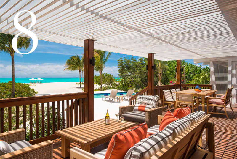 Villa PL BHH, 2BR, Grace Bay
