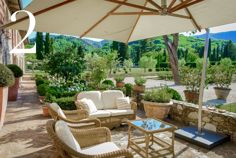 Villa BRV ORF, 6BR, Lucca