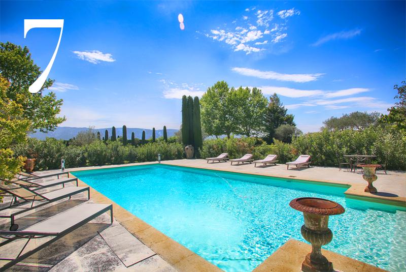 Villa FRA LAB, 7BR, Gordes/Provence