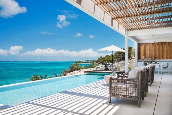 Villa TC BE04, 4BR, Turks & Caicos