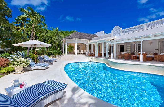 Villa Klairan, 4br, Sandy Lane Estates