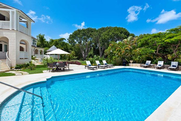 Villa Windward, 5BR, Sandy Lane Estates