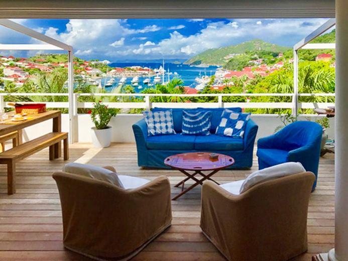Villa WV SET, 1br, Gustavia