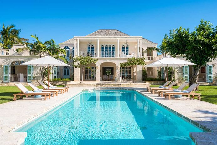 Villa TC CP, 5br, Grace Bay Beach