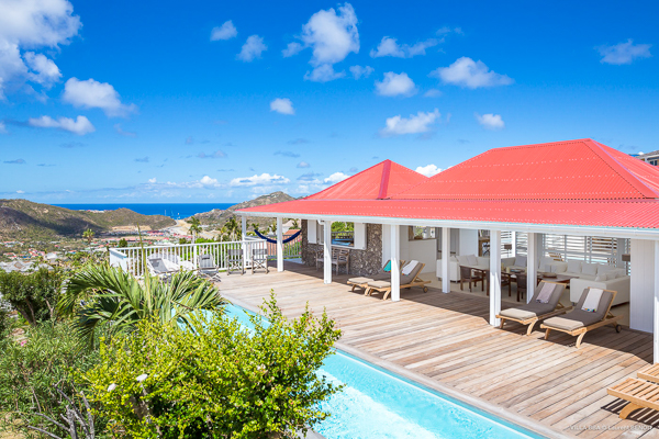 Private villa in St. Jean St. Barts, vacation home, vacation rental