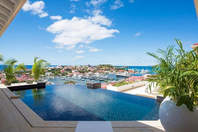 Villa WV PRE, 3br, Gustavia