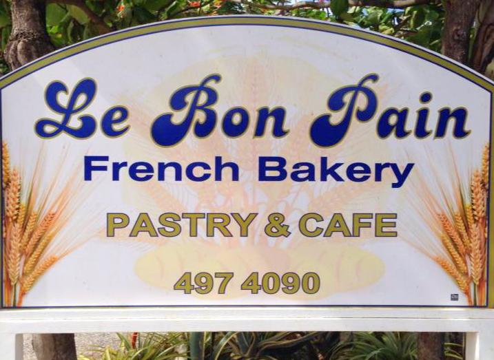 Le Bon Pain Restaurant