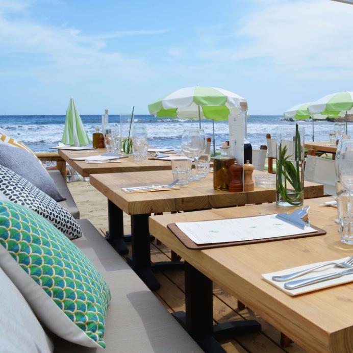 Indie Beach, St. Tropez