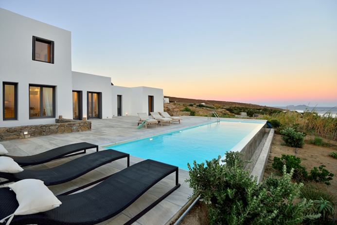 Villa LIV WR1, 5br, Mykonos