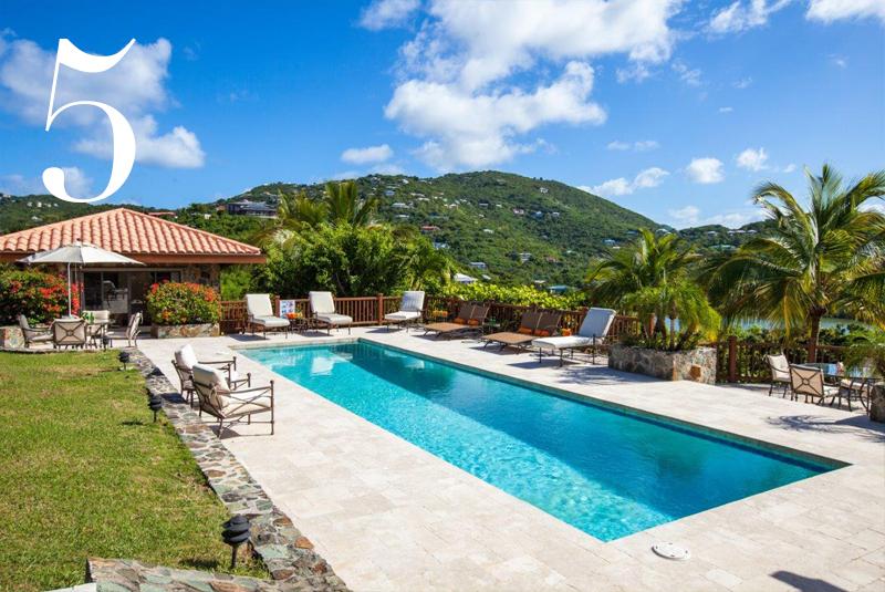 Villa CT ERO, 4br, St. John