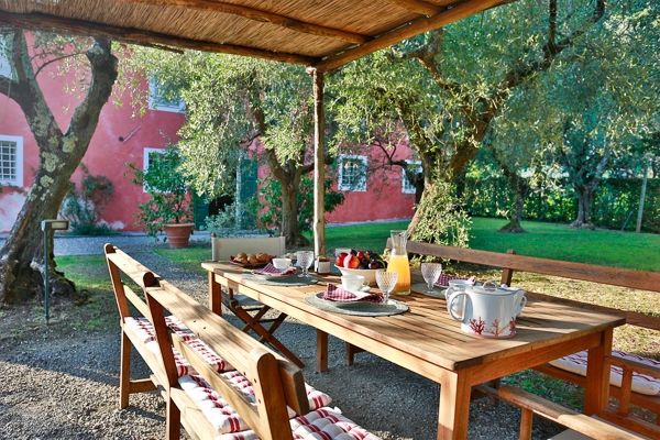 Villa Vignale, 3br, Lucca