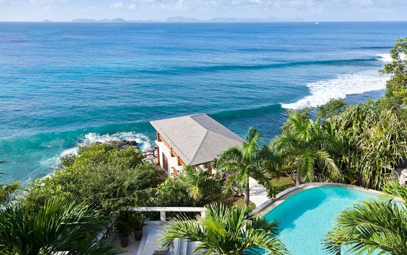 Villa MV HER, Mustique