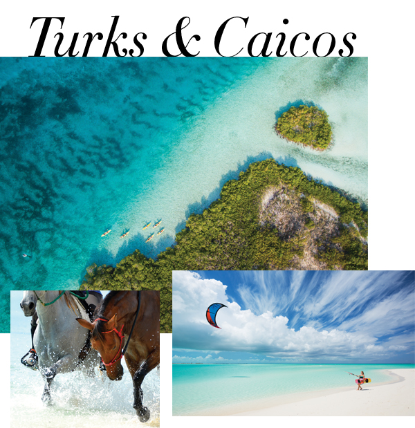 Travel to Turks & Caicos with WIMCO