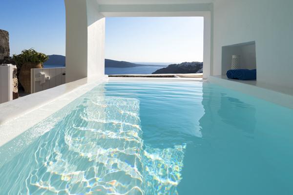 Villa MED WHT, 3br, Santorini
