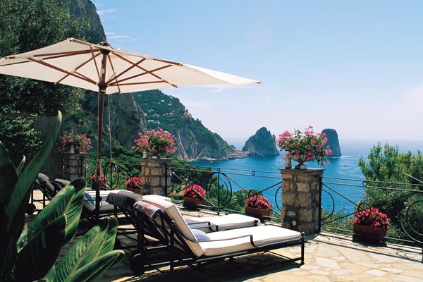 Villa HII PIC, 4br, Capri