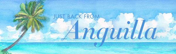 Just Back from Anguilla