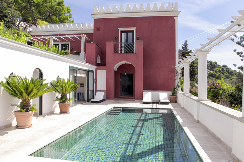 Villa YPI RUB, 6br, Capri