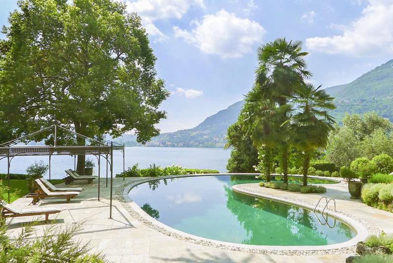 Villa BRV MAR, 7 BR, Blevio, (halfway between Torno and Como)