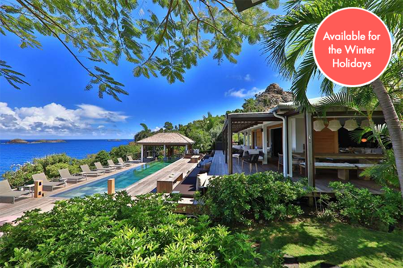 Villa WV KAY, 7br, Anse des Cayes