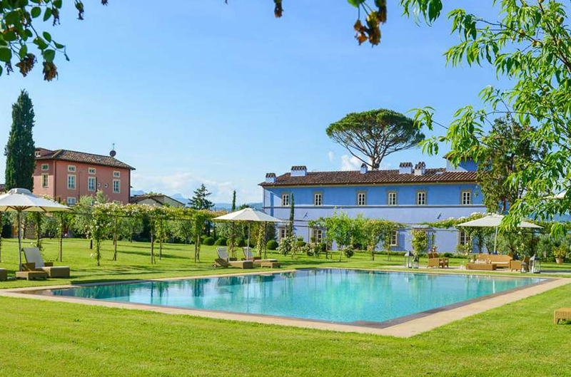 Villa BRV ORF, up to 14br, Lucca