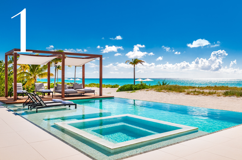 Villa PL VSB, 5br, Grace Bay Beach