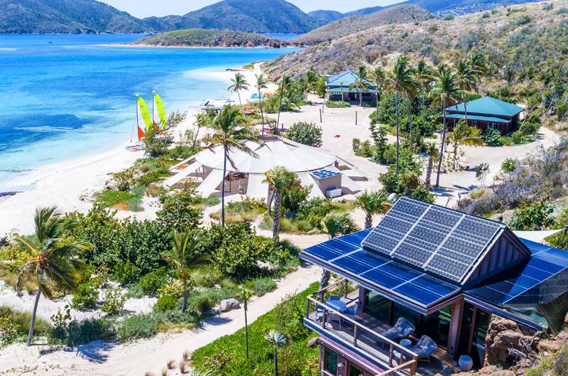 Villa EUS TBC, Eustatia