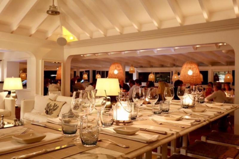 Bonito, St. Barts restaurant