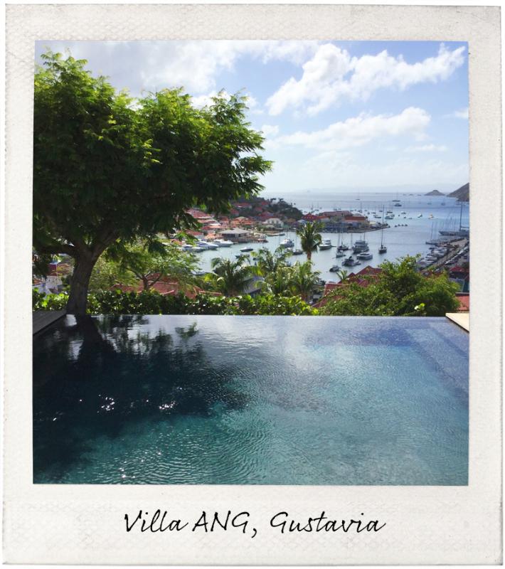 Villa WV ANG, 4br, Gustavia