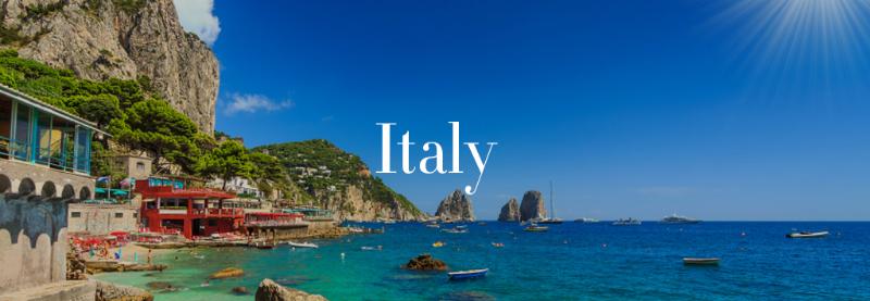 Italy Villas