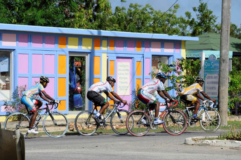 Biking in Anguilla