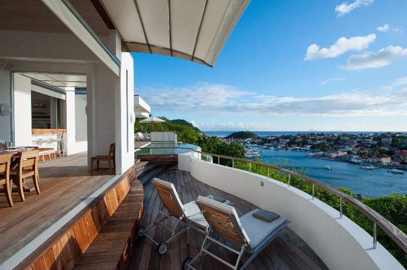 Villa WV LAM, 3br, Gustavia