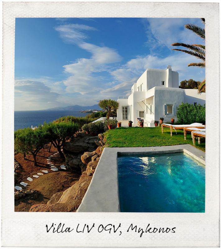 Villa LIV OGV, 3br, Mykonos Town