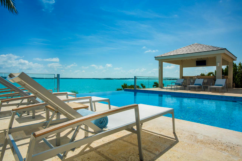 Villa IE CAP, 4BR, Turks & Caicos